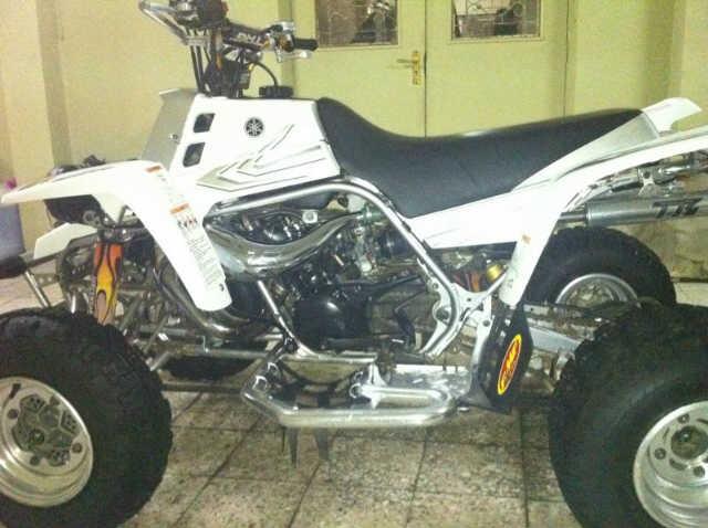 motors souq motorbike yamaha for sale yamaha banshee with its cart. Black Bedroom Furniture Sets. Home Design Ideas