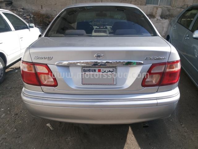 ملخص الاعلان For Nissan Sunny Car For Sale